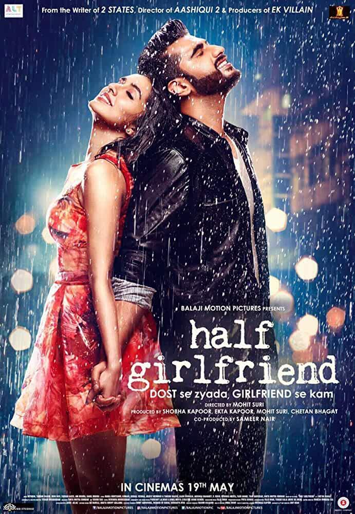 Half Girlfriend 2017 Hindi 720p 1.1GB HDRip