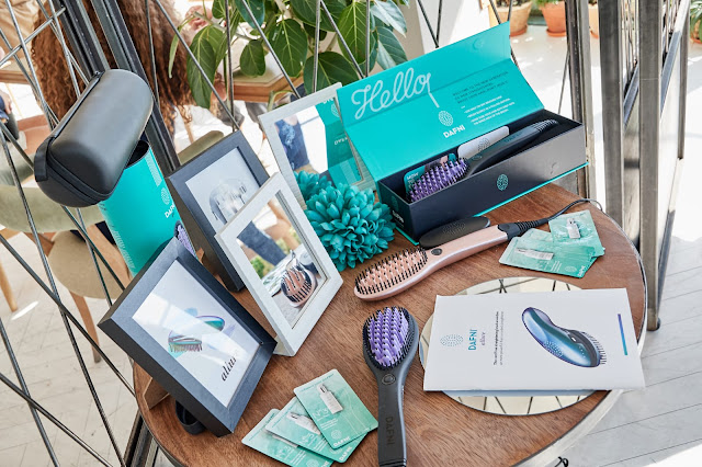 THE WHOLE DAFNI HAIR COLLECTION - PRESS EVENT WITH DAFNI HAIR