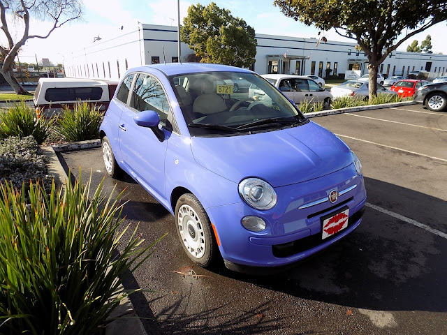 Just because no one sells a lilac blue car doesn't mean you can't have one!