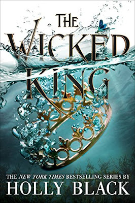 Copertina  di The Wicked King