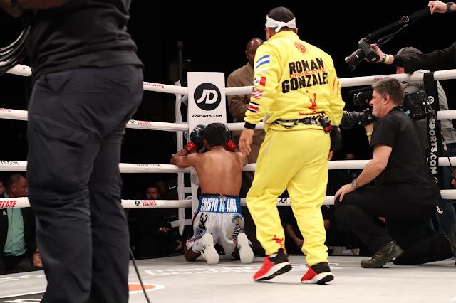 Roman Gonzalez wins Kal Yafai