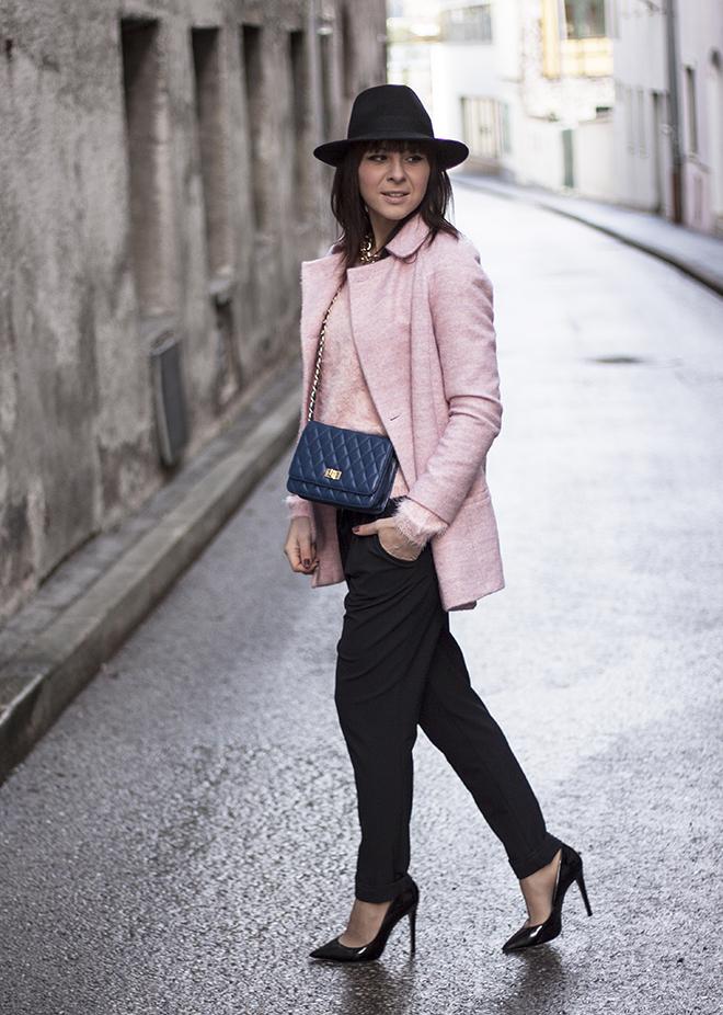 Review mantel rosa