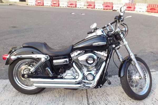 2008 Harley Davidson Dyna Glide Custom: Harley-Davidson: 2008 Harley Davidson FXDC Dyna Super