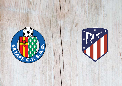 Getafe vs Atletico Madrid -Highlights 16 July 2020