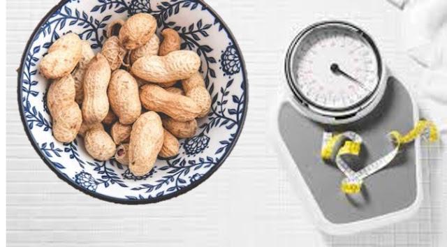 هل الفول السوداني جيد لفقدان الوزن؟