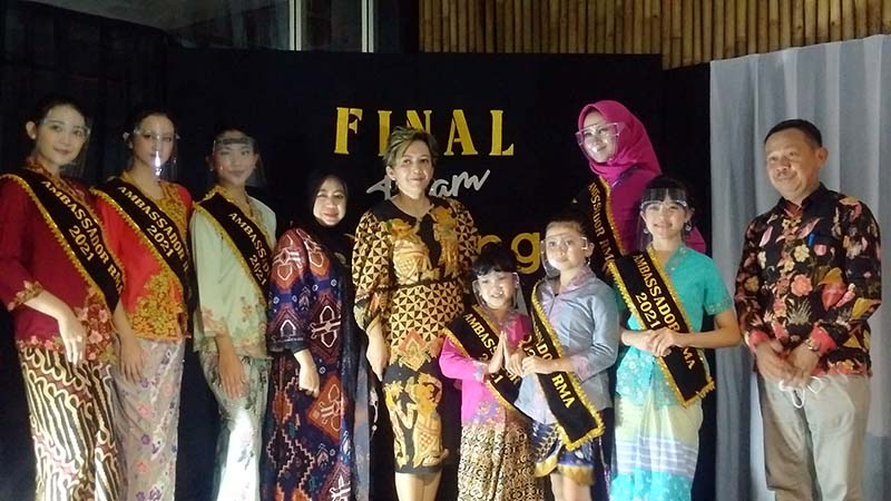 LKP RMA 'Revi Lantika' Gelar Final Exam bagi 70 peserta