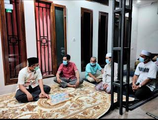 Gubernur Berkunjung Kerumah Duka Alm Syekh Ali Jaber, Sampaikan Belasungkawa