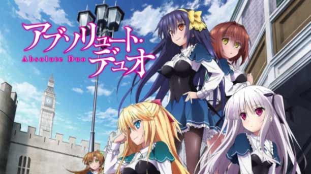 Anime Mirip Tate no Yuusha no Nariagari - Absolute Duo