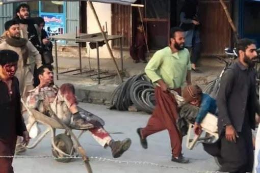 Teror B0m ISIS di Luar Bandara Kabul Tewaskan 60 Orang, Belasan Tentara AS Jadi Korban
