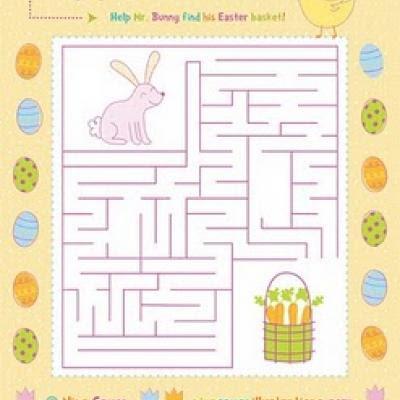 Teen Easter Activities 60