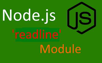 readline module nodejs