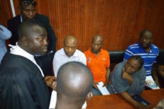 News: Billionaire kidnapper!  Evans' confession video played in court