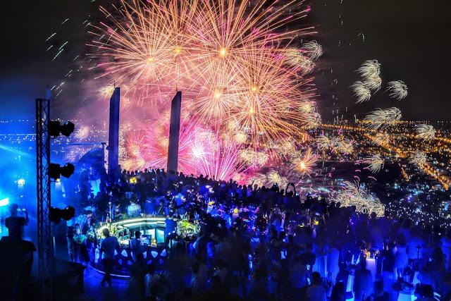 Những điều cần biết về Lễ hội pháo hoa quốc tế Đà Nẵng 2018