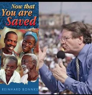 World Renowned Evangelist Reinhard Bonnke dies @79