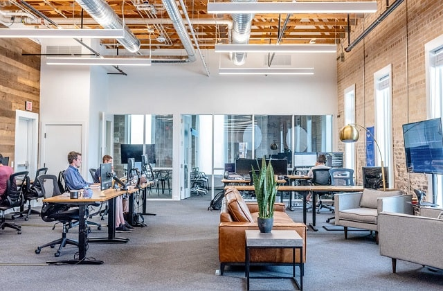 how to improve office space optimize workplace