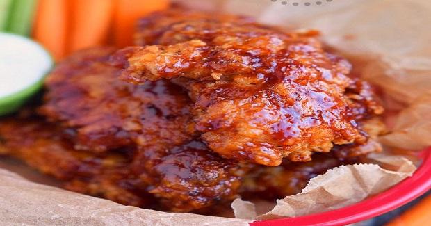 Honey BBQ Chicken Strips Recipe
