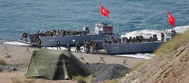 Απασφάλισαν οι Τούρκοι απόστρατοι: «Να κάνουμε απόβαση-Η Λιβύη πήρε 4 νησιά της Ελλάδας»