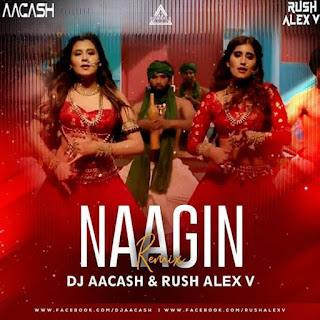 NAAGIN REMIX - DJ AACASH X RUSH ALEX V