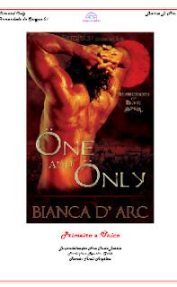 Bianca D'Arc - Irmandade do Sangue I - PRIMEIRO E UNICO
