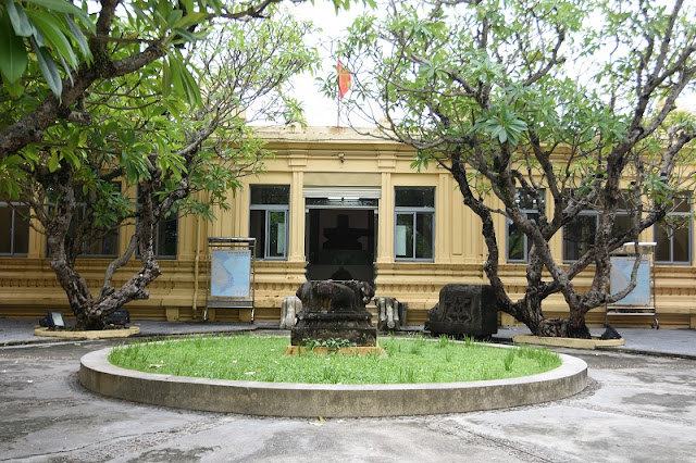 The Unique Features of The Cham Museum