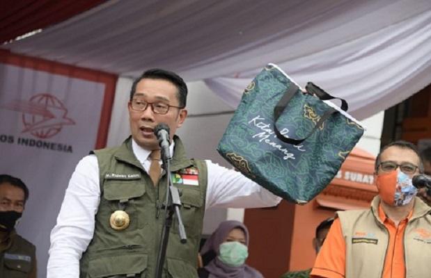 Polda Jabar Bakal Periksa Ridwan Kamil dan Ade Yasin Terkait Kerumunan di Megamendung
