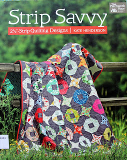 Strip Savvy quilt book