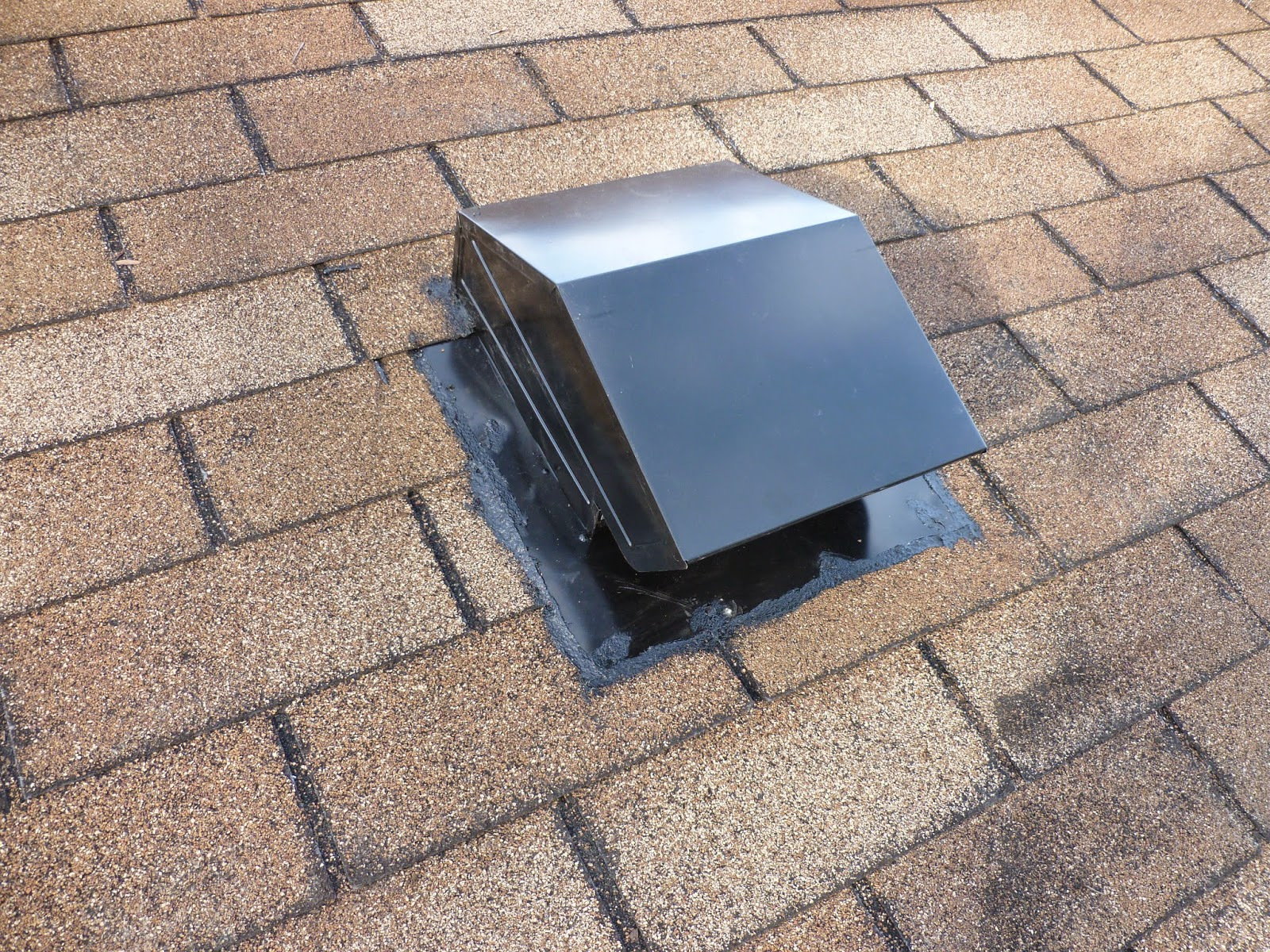 WardWorks Installing a Range Hood or Why I Decided to Cut a Hole – How To Install Roof Cap Shingles