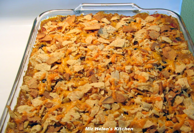 Ranch House Casserole at Miz Helen's Country Cottage