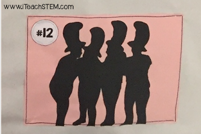 How to make a silhouette in 5 easy steps: Elementary teachers need to learn this DIY hack for creating simple, meaningful keepsakes for mothers, fathers, grandparents, and more. Includes extra ideas for teacher gifts, student activities, and holiday projects.