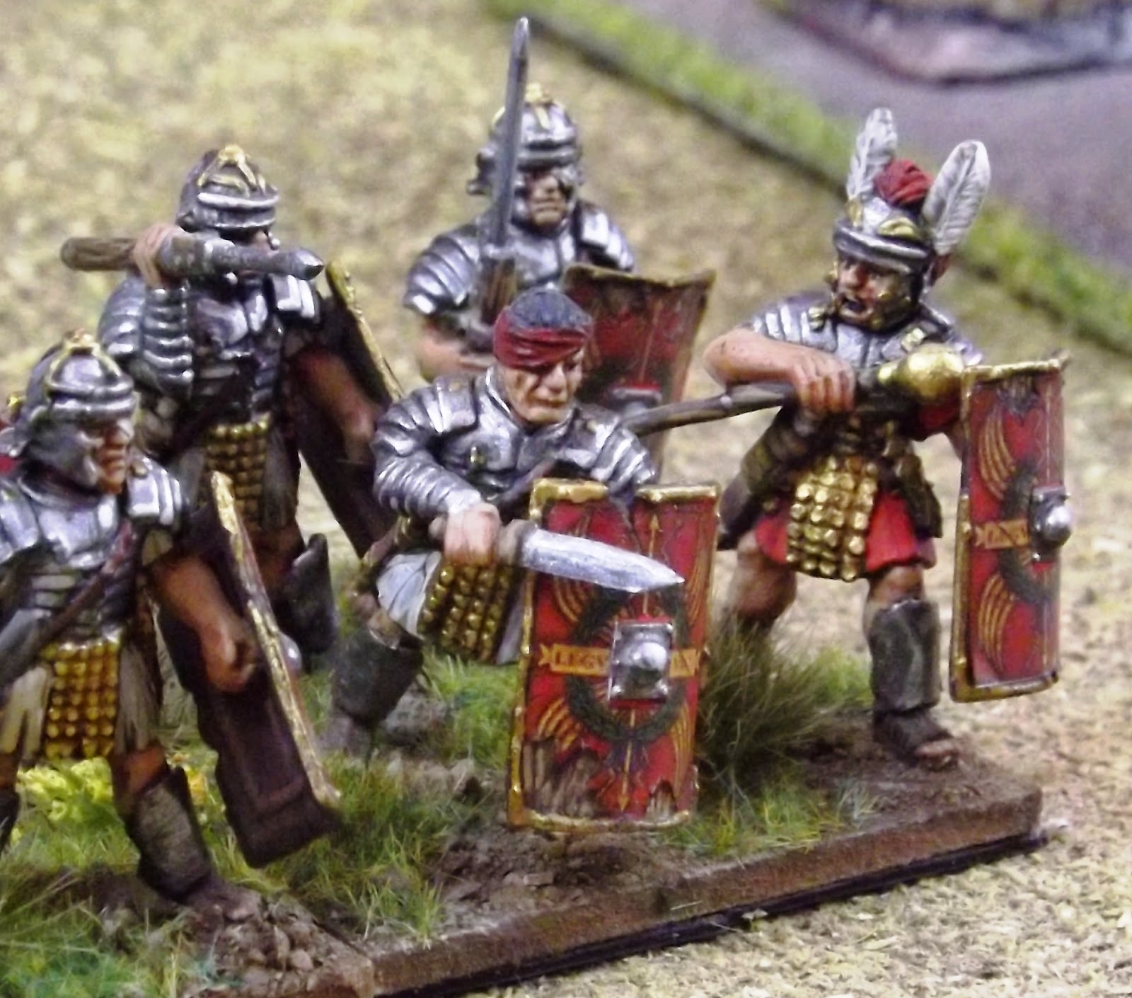 Veteran Romans