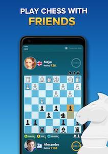 لعبة Chess With Friends