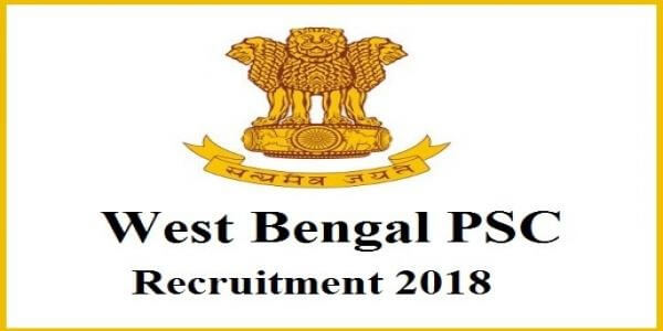 PSCWB Recruitment 2018