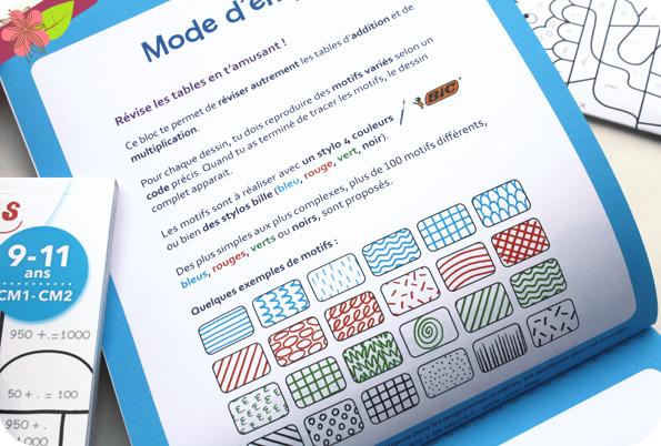 Coloriages malins - mathématiques - éditions Nathan