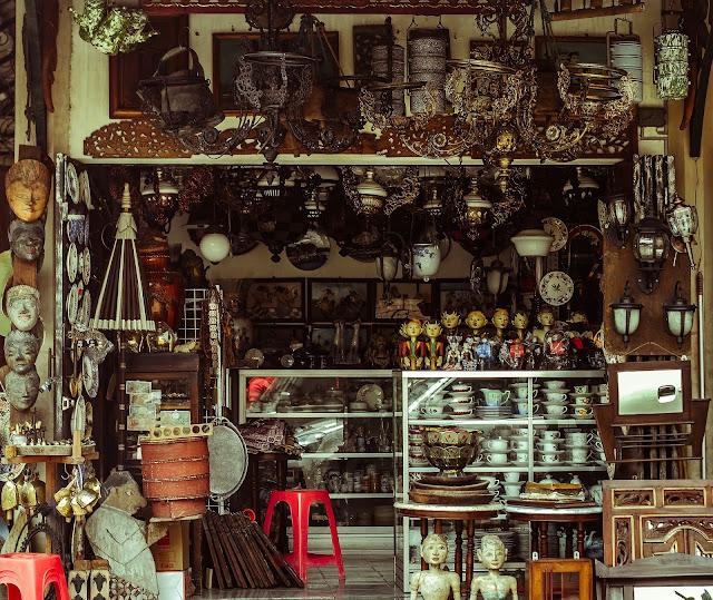 10 Rupees Shop Business Idea Shop View