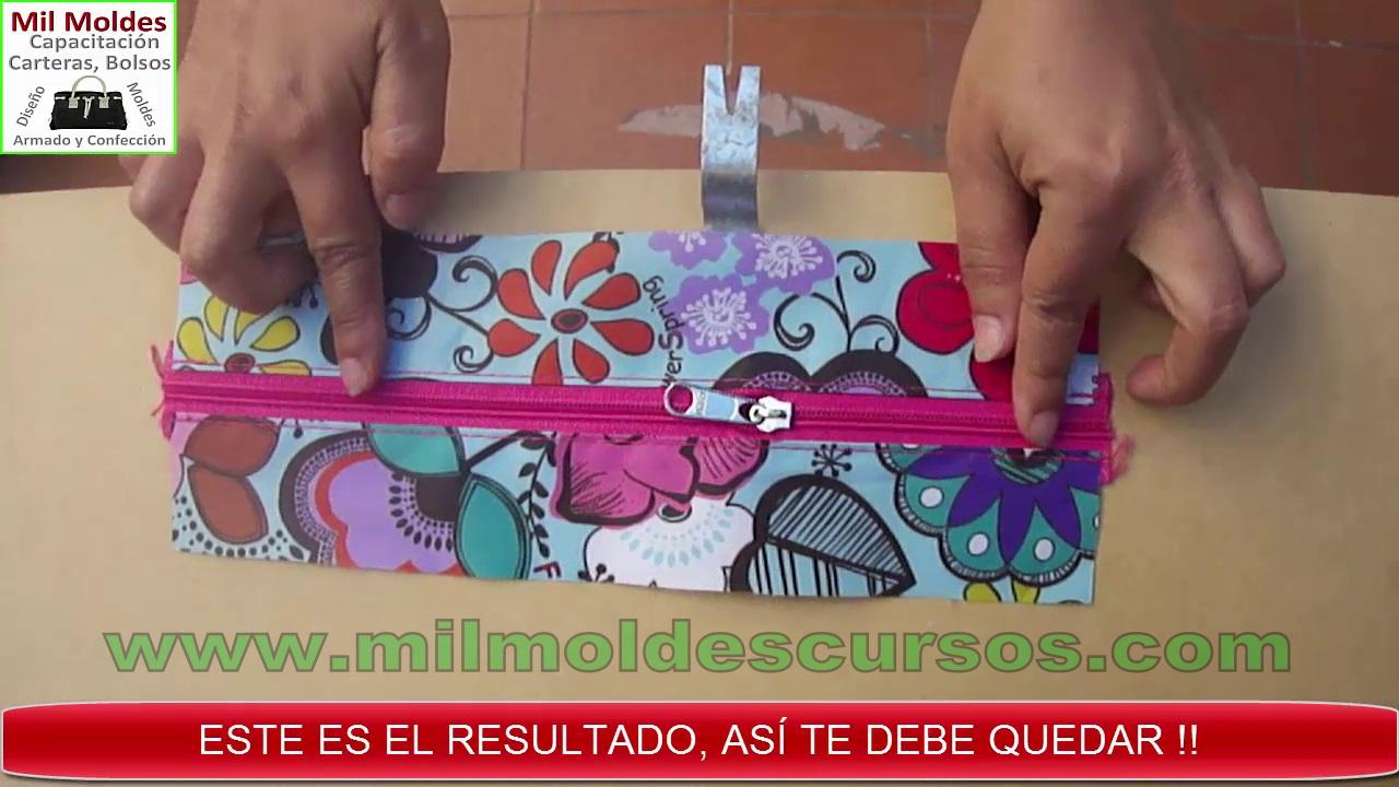 COMO COLOCAR EL DESLIZADOR EN LA CREMALLERA DEL CIERRE 4