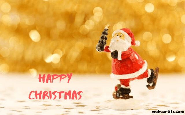 merry christmas images edit