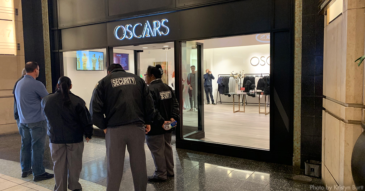 ddf36b361454ba Oscars  Pop-Up Shop  opening for extended run in 2019 (updated ...