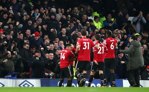 Manchester United draws in with a Victory