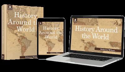History Around the World image from SchoolhouseTeachers.com