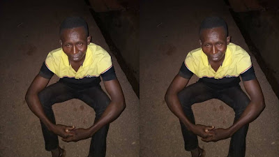 A man identified as Mr. Anointing, (not real name) was arrested for s.e.x.ually abusing an 11yr-old girl