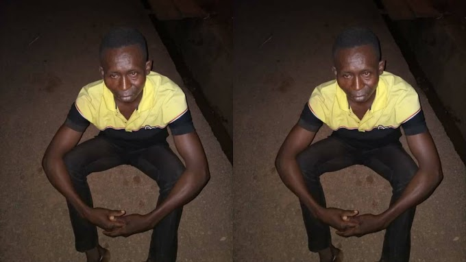 Painter arrested for s.e.x.ually abusing 11 year old girl in Ebonyi