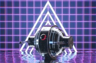 De 0 al 3D: Crea una escena Sci-Fi con Blender