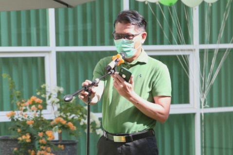 RSBP Batam Menuju Green Hospital