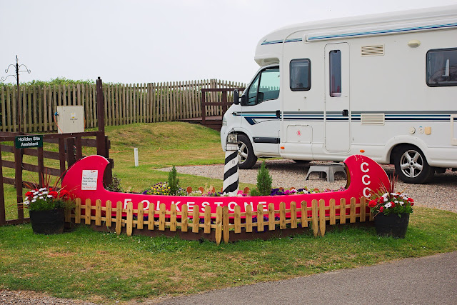 Camping Folkestone