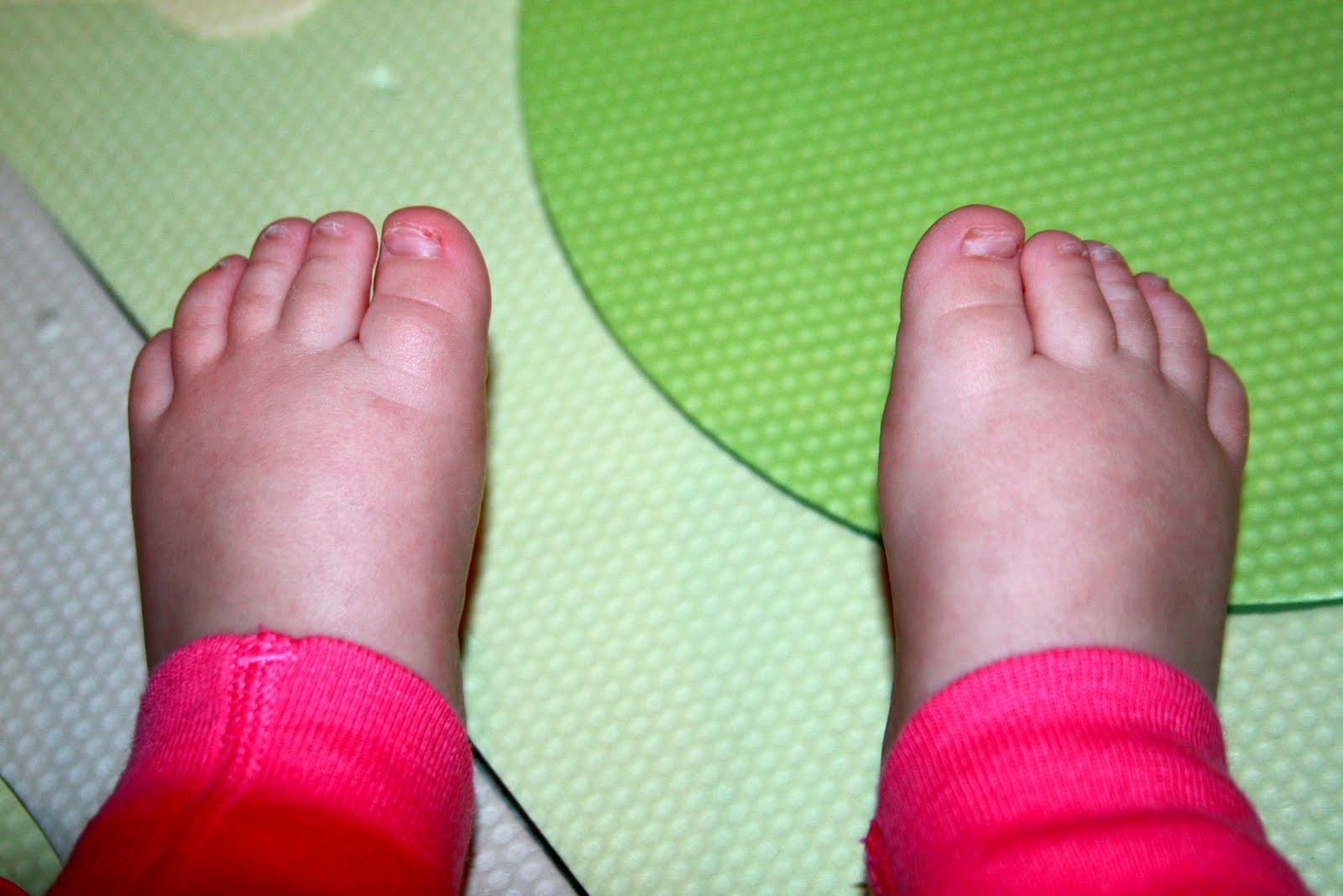 baby foot were