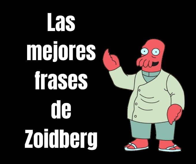 Las mejores Frases De Zoidberg, Futurama