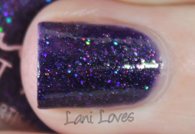 Femme Fatale Friday: Peachick Nail Polish Swatches & Review