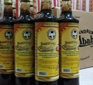 Bandrek Abah Bandung