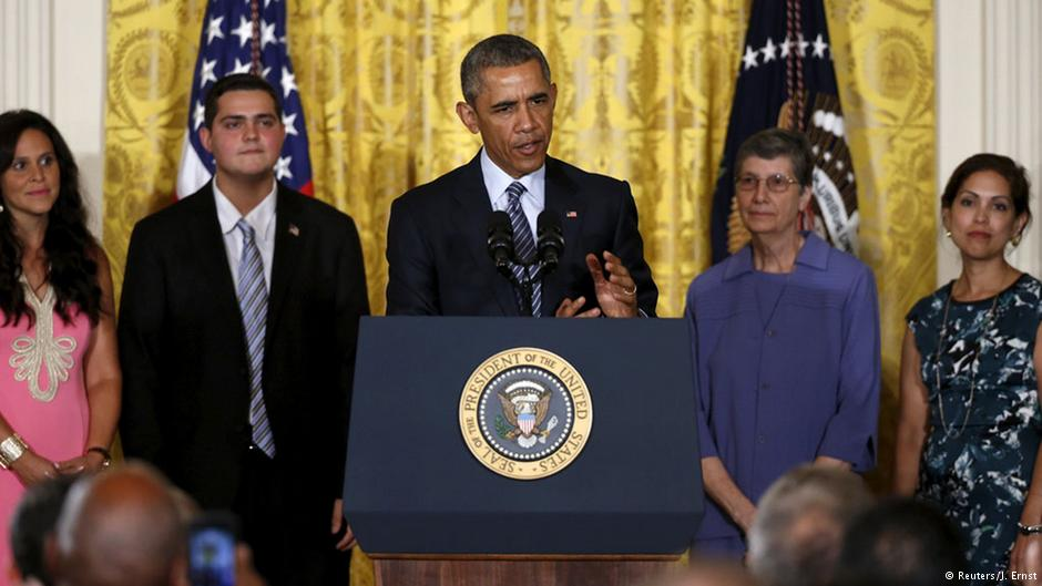 Obama unveils landmark regulations to combat climate change