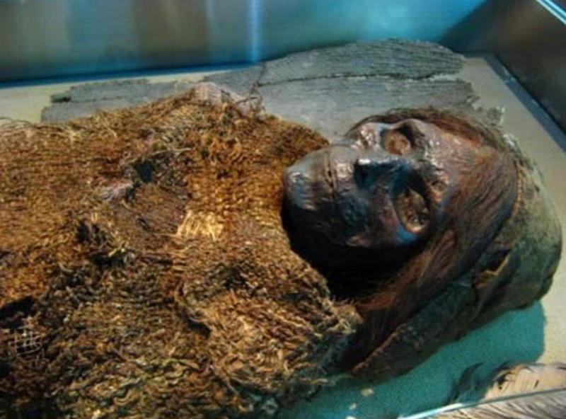 The Beauty of Loulan and the Tattooed Mummies of the Tarim Basin